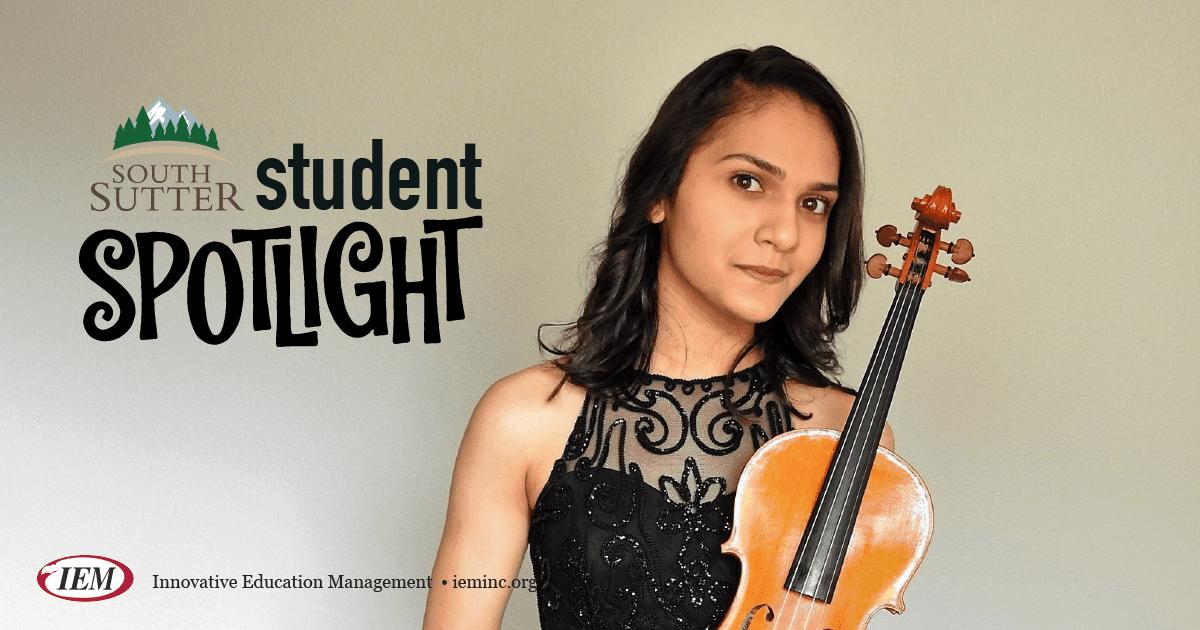 Student Spotlight: Lida K.
