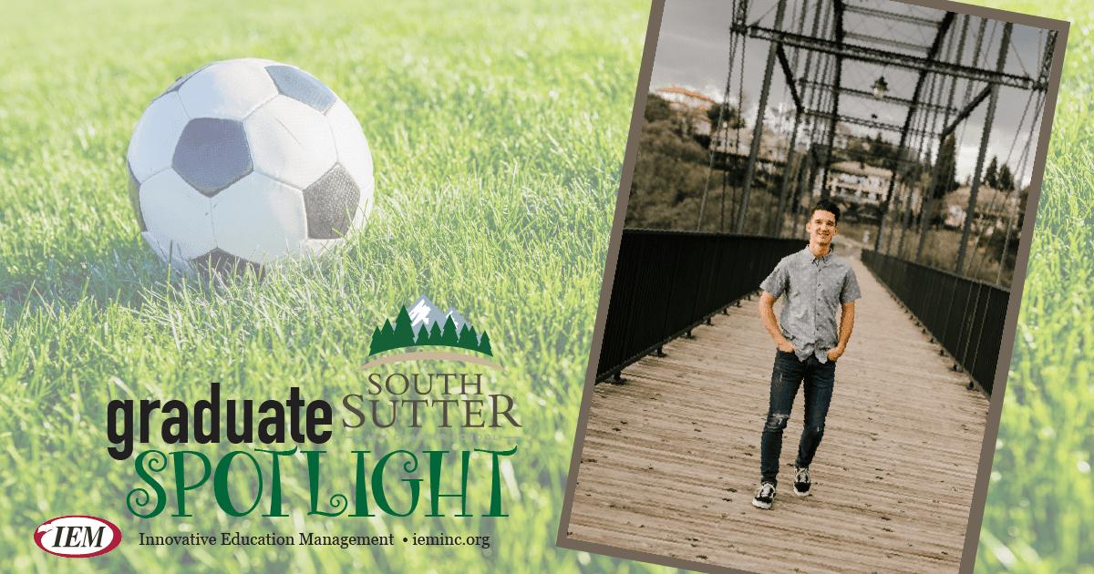 Graduate Spotlight: Brayden P