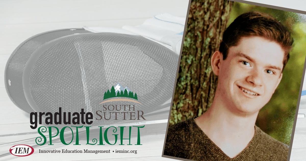 Graduate Spotlight: Keegan O.