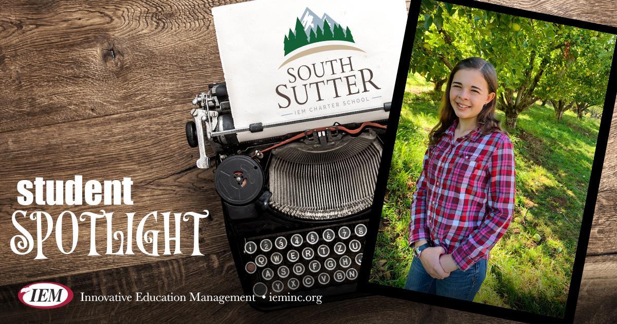 Student Spotlight: Catherine K.
