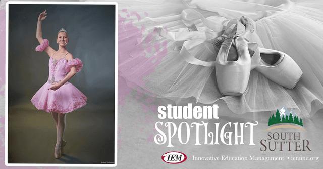 Student Spotlight: Kylie F.