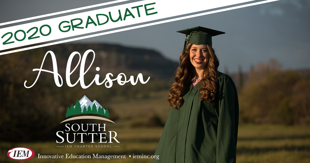 Graduate Spotlight: Allison G