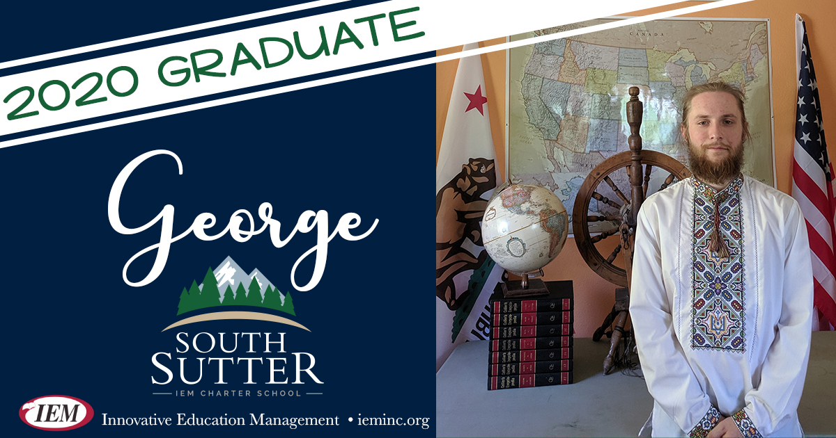 Graduate Spotlight: George R.