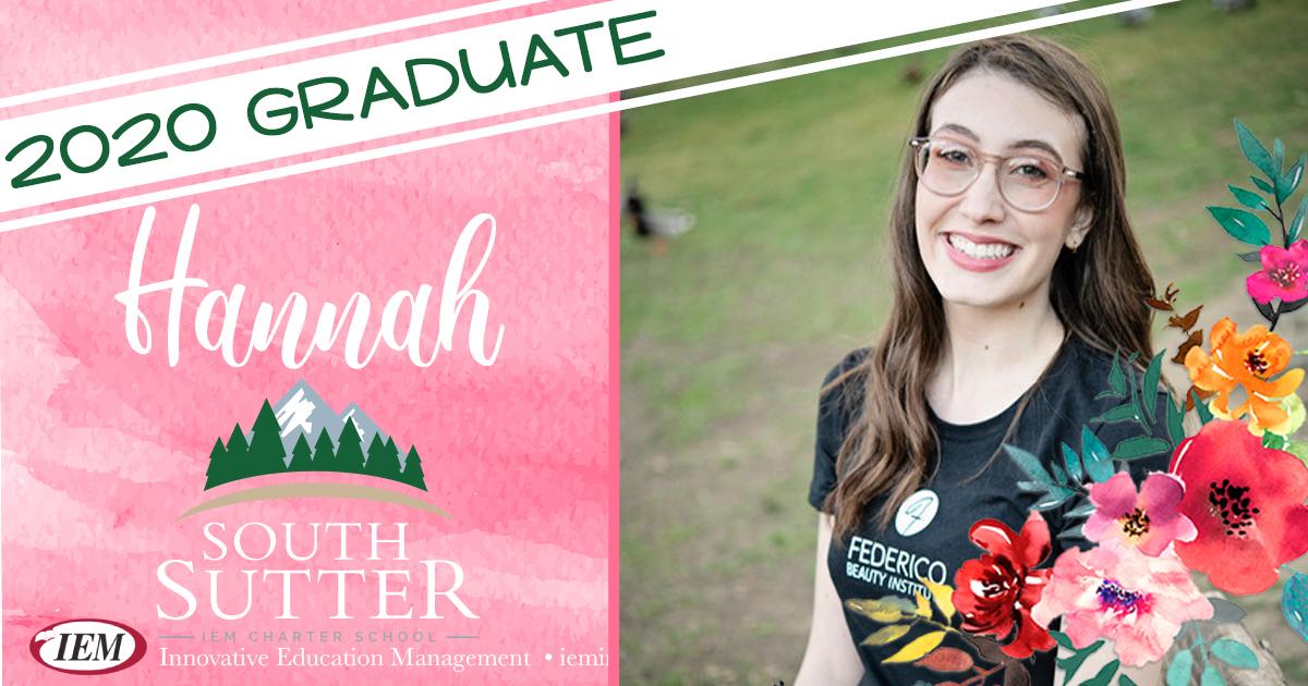 Graduate Spotlight: Hannah H.