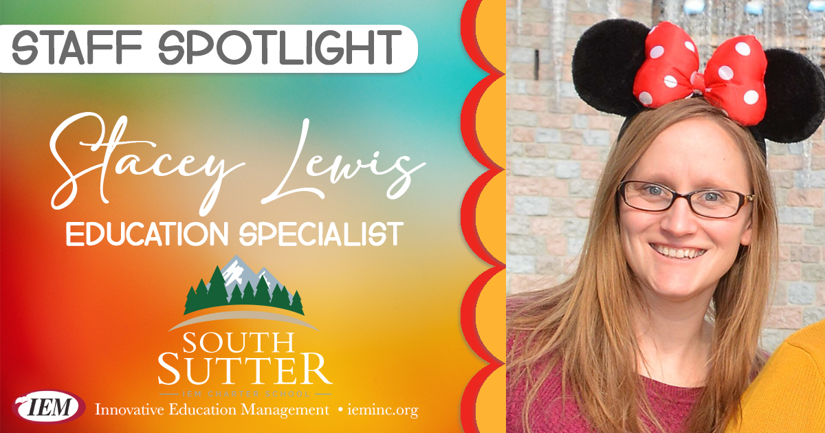 Employee Spotlight: Stacey Lewis