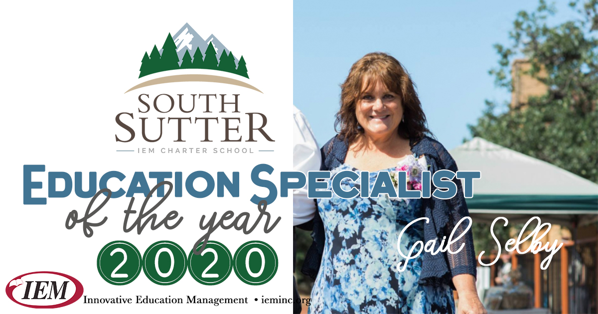 Education Specialist of the Year 2020: Gail Selby