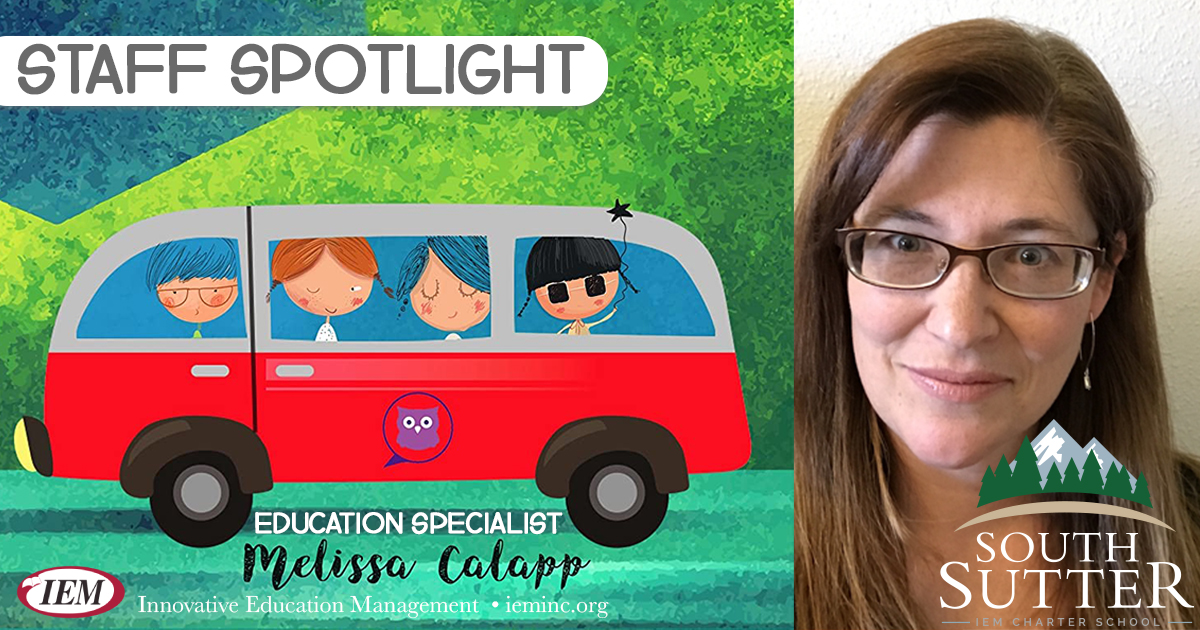 Staff Spotlight: Melissa Calapp
