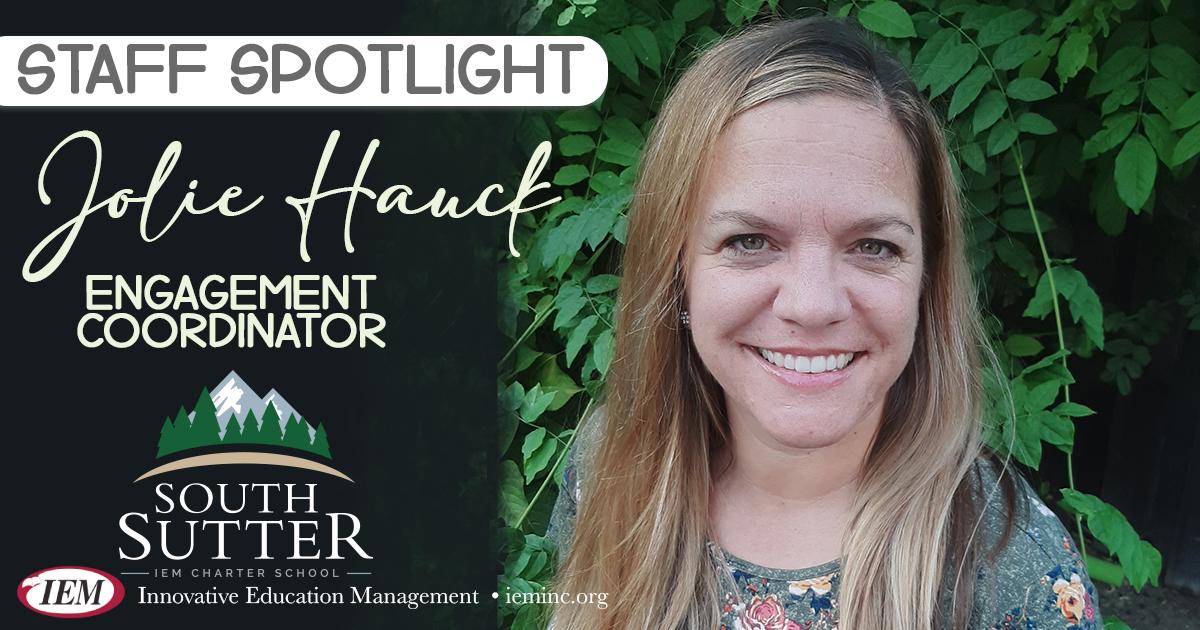Employee Spotlight: Jolie Hauck