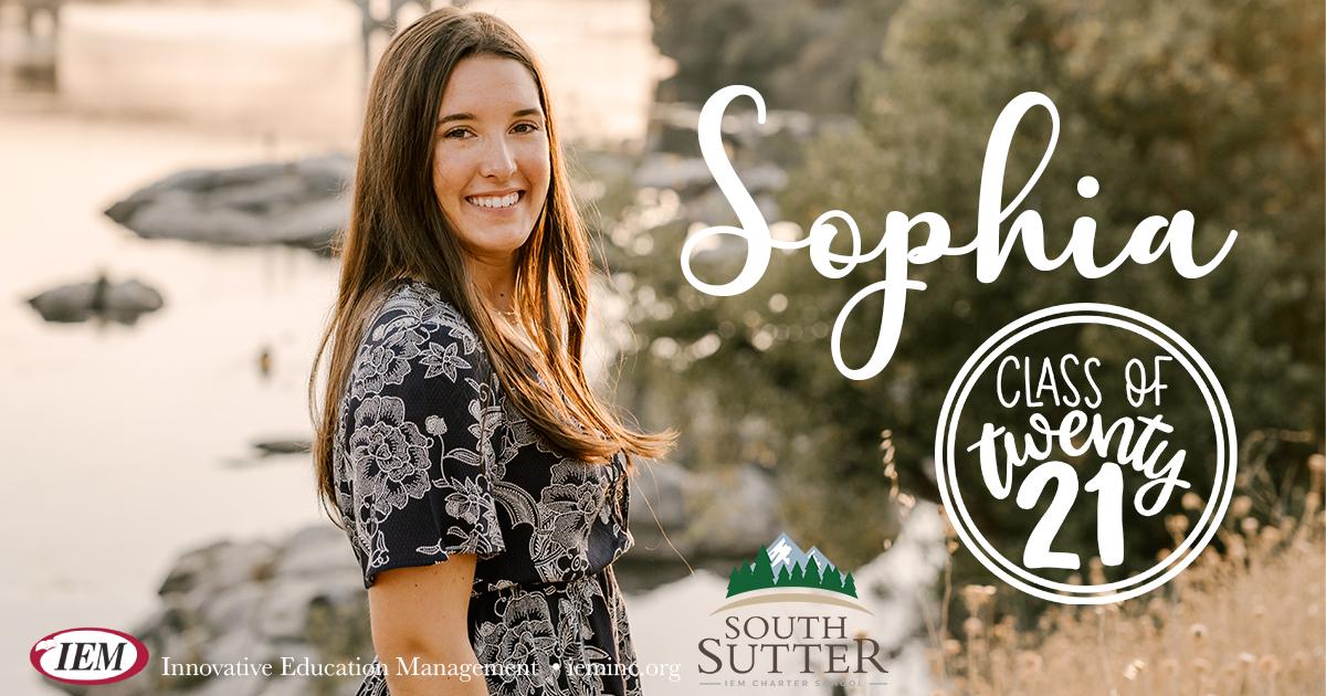 Graduate Spotlight: Sophia P.
