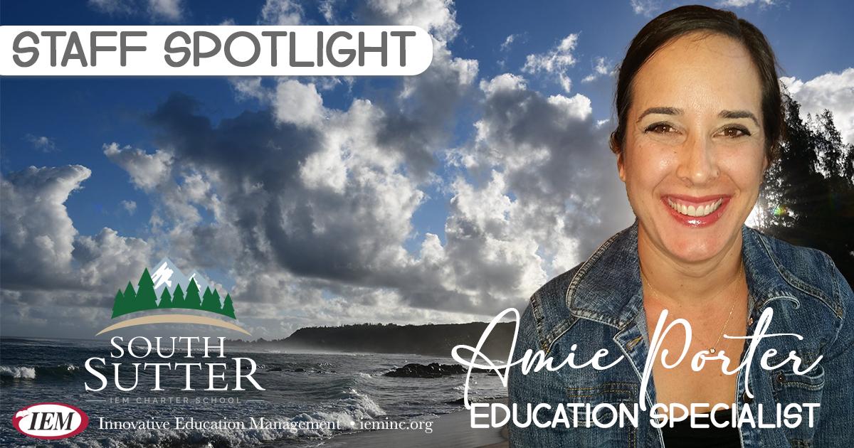 Employee Spotlight: Amie Porter