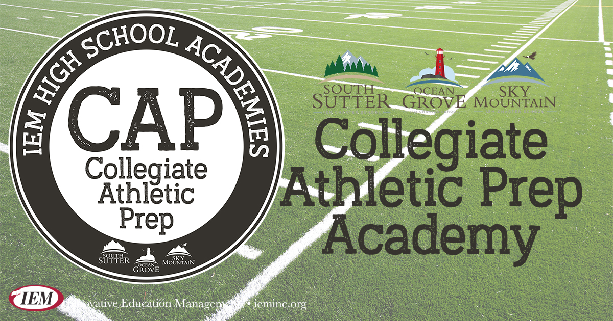 Collegiate Athletic Prep Academy (CAP)
