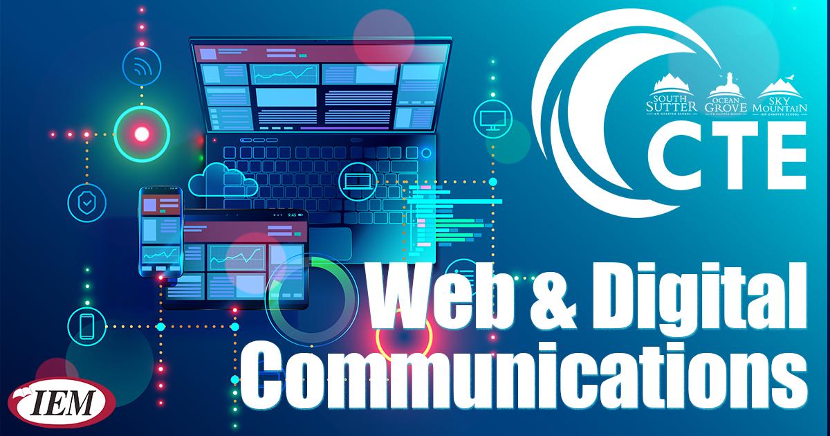 Web and Digital Communications