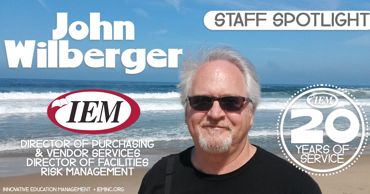 Employee Spotlight: John Wilberger
