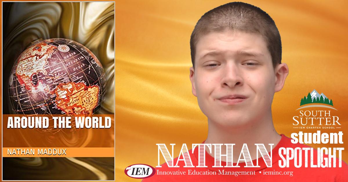 Student Spotlight: Nathan M.