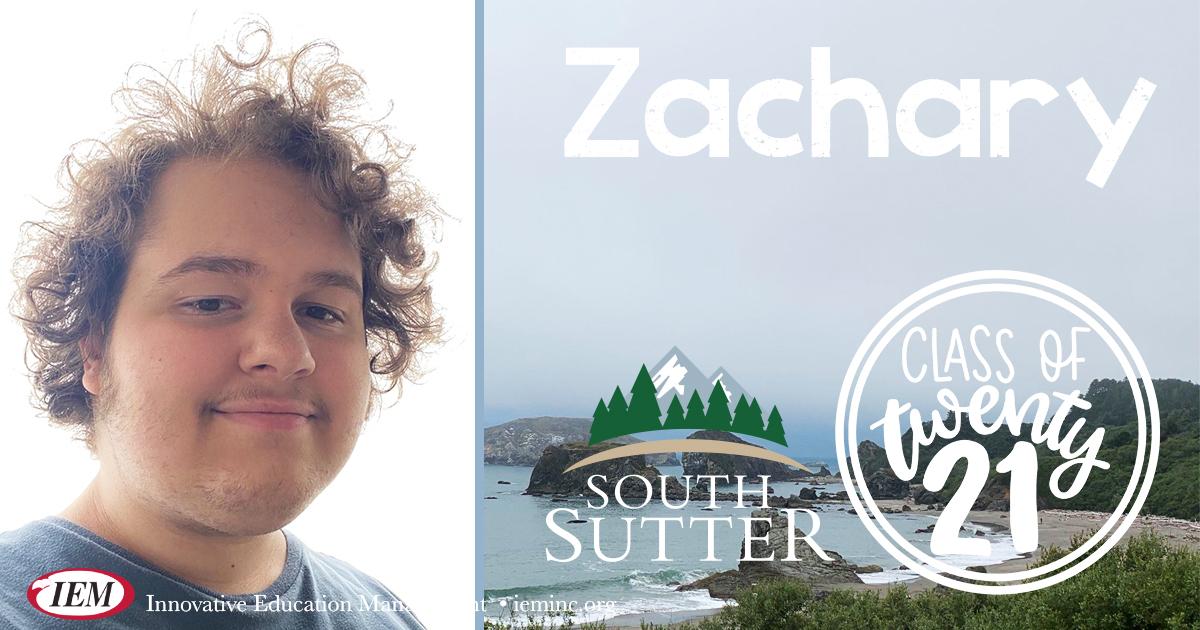 Graduate Spotlight: Zachary E.