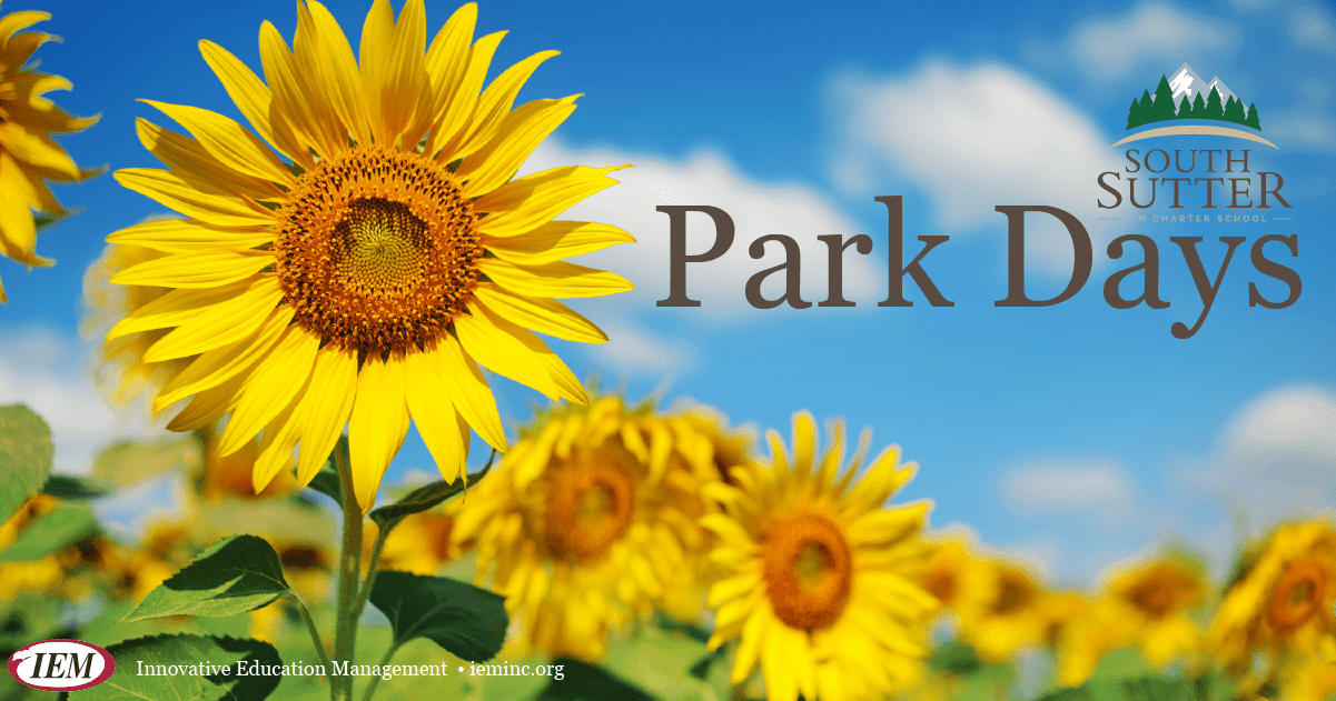 Park Days - South Sutter