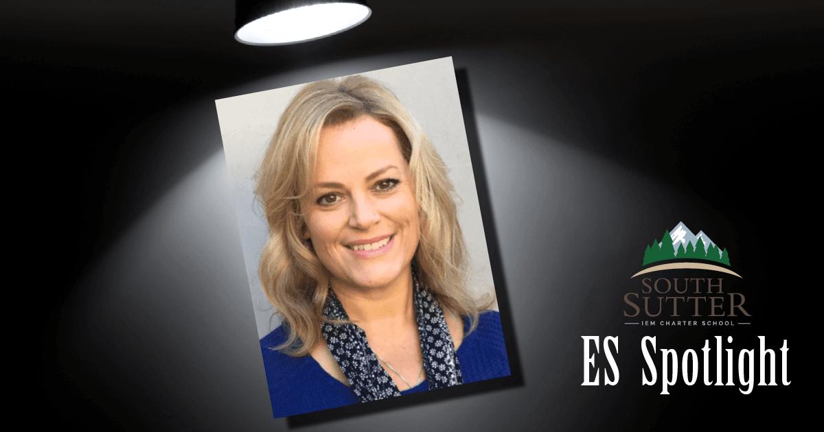 ES Spotlight: Charlene Bastian