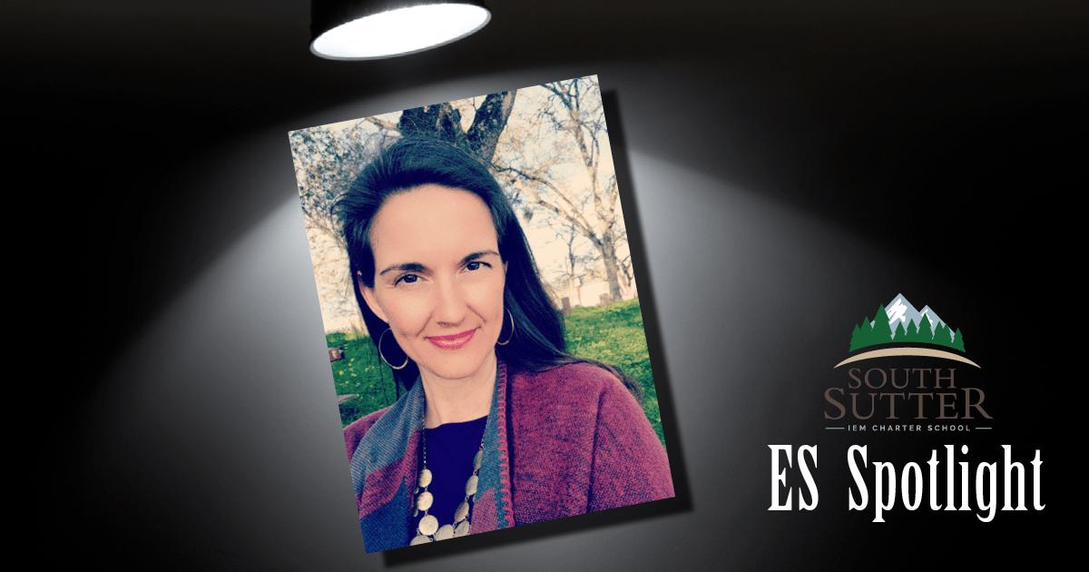 ES Spotlight: Shauna Anderson