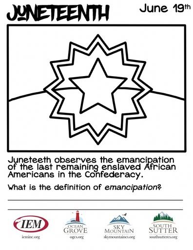 Juneteenth (6/19)