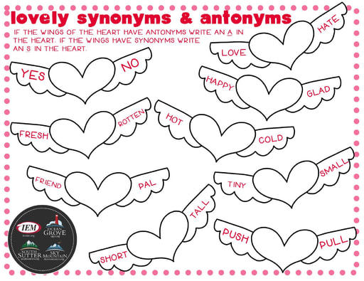 Lovely Synonyms and Antonyms